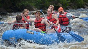 lehigh explorer, raft & bike, multisport