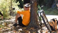 Pocono Biking, Poconos Biking, Rail Trail, Lehigh Gorge, Rail Trail Biking, RTC Sojourn