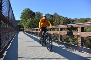 pedals and paddles, lehigh explorer