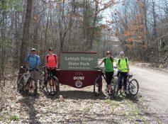 Full Lehigh Gorge Trail
