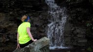 Check out awesome waterfalls with Pocono Biking, Jim Thorpe, PA