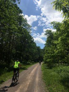 Poconos, Pocono Biking, Lehigh River Sojourn, Rail Trail, RTC Sojourn