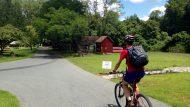 D & L Trail, Poconos, Pocono Biking, Jim Thorpe, Bike Sojourn, PA Sojourn