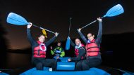 Big Night Out, Bike and Raft trips with Pocono Whitewater and Pocono Biking