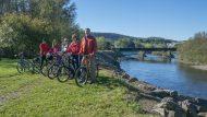 Rail Trail Biking, Poconos Biking, Jim Thorpe Rail Trail