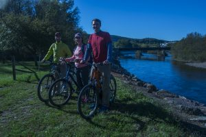 pocono biking twilight on the trail, adults only, adult only