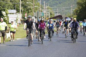 St. Luke's Hospice Bike Ride